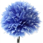 Blue 43cm Spiky Chrysanthemum 870121